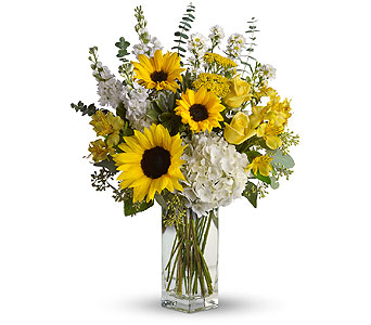 To See You Smile Bouquet by Teleflora in Silver Spring MD, Bell Flowers, Inc