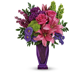You're A Gem Bouquet by Teleflora in Silver Spring MD, Bell Flowers, Inc
