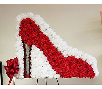 High Heel Shoe in Yonkers NY, Beautiful Blooms Florist