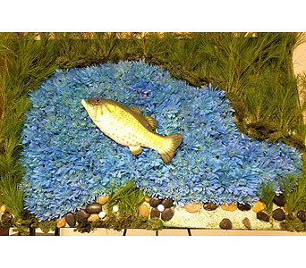 FISH IN LAKE in Yonkers NY, Beautiful Blooms Florist