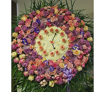 TIME OF PASSING in Yonkers NY, Beautiful Blooms Florist
