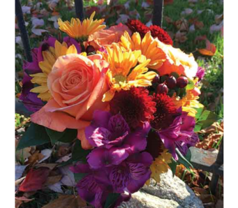 Brilliant Bouquet in Chelsea MI, Chelsea Village Flowers