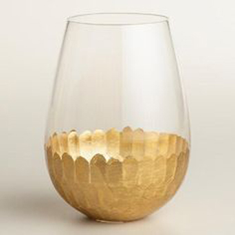 Featured January Gift Pick: Stemless Wine Glasses in Dallas TX, Dr Delphinium Designs & Events