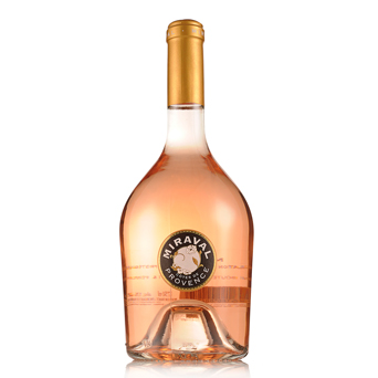 Featured January Wine Pick: Miraval Ros� in Dallas TX, Dr Delphinium Designs & Events