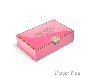 Draper Pink 12-Piece Chocolate Tin in Oklahoma City OK, Trochta's