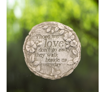 Those We Love Memorial Stone in Indianapolis IN, George Thomas Florist