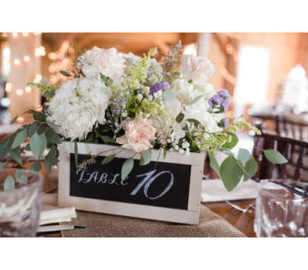 Nicole and TJ Wedding in Middletown DE, Forget Me Not Florist & Flower Preservation