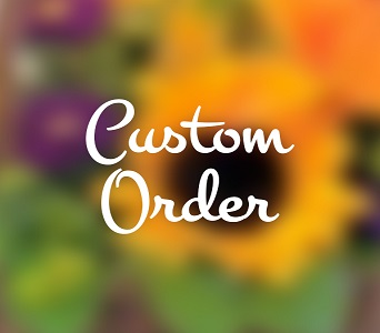 Custom Order in Kingston NY, Flowers by Maria