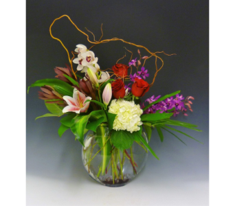 Island Passion in Kirkland WA, Fena Flowers, Inc.
