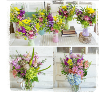 Medium Vase Mix in Greensboro NC, Sedgefield Florist & Gifts, Inc.