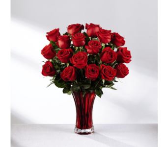 In Love with Red Roses deluxe in Arizona, AZ, Fresh Bloomers Flowers & Gifts, Inc