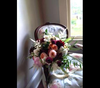 Dahlia Bouquet In Alpharetta Ga Flower Market