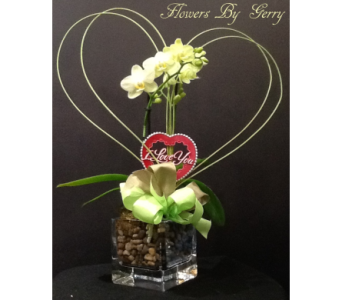 First Love  in Brentwood CA, Flowers By Gerry
