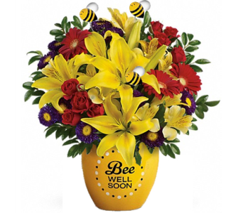 Bee Well Bouquet in Birmingham AL, Norton's Florist