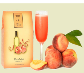 Peach Bellini in Reno NV, Bumblebee Blooms Flower Boutique