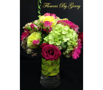Floral Glamour  in Brentwood CA, Flowers By Gerry