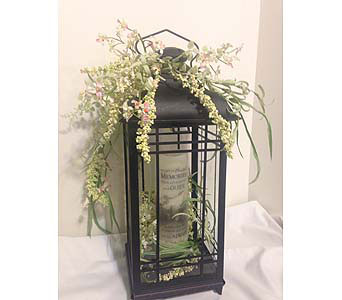 Custom Lantern in Crafton PA, Sisters Floral Designs