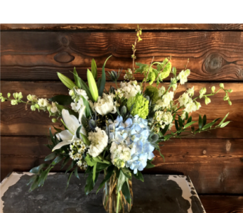 Wild & Ivory in Cranbrook BC, M J's Floral Boutique
