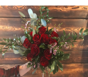 Red Roses in Cranbrook BC, M J's Floral Boutique