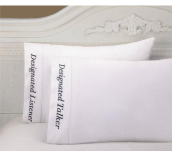 Designated Listener/talker pillow cases  in Bellevue WA, CITY FLOWERS, INC.