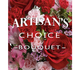Artisan''s Choice - Medium in Birmingham AL, Norton's Florist