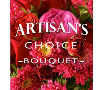 Artisan''s Choice - Large in Birmingham AL, Norton's Florist
