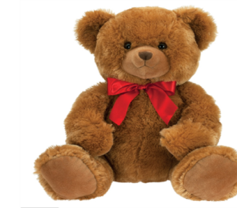 Brown Teddy in Princeton, Plainsboro, & Trenton NJ, Monday Morning Flower and Balloon Co.