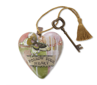 Follow Your Heart in Reno NV, Bumblebee Blooms Flower Boutique