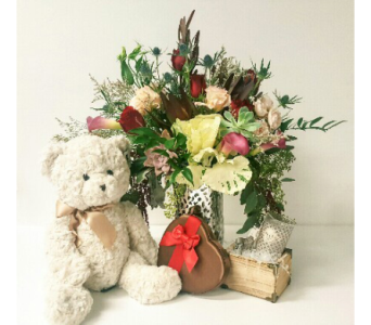 Victorian Romance Gift in send WA, Flowers To Go, Inc.