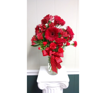 Ruby Red Special  in Athens GA, Flower & Gift Basket