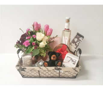 Hearts And Lollia Gift in send WA, Flowers To Go, Inc.