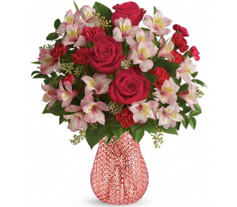 Teleflora's True Lovelies Bouquet in Birmingham AL, Norton's Florist