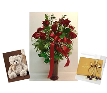 Deluxe WOW Collection in Elk Grove Village IL, Berthold's Floral, Gift & Garden