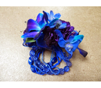 Feeling Blue for You  in Fairless Hills PA, Flowers By Jennie-Lynne