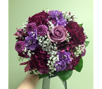 Ocean and Moon Bouquet in Fairless Hills PA, Flowers By Jennie-Lynne