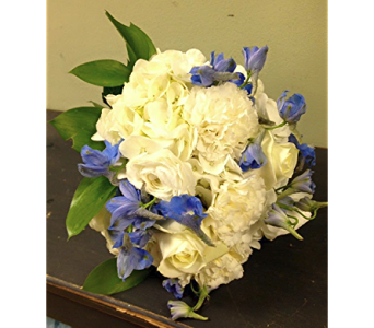 Hyped Up Hydrangea Bouquet in Fairless Hills PA, Flowers By Jennie-Lynne