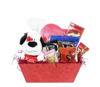 Doggone Sweet Basket in Silver Spring MD, Bell Flowers, Inc