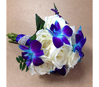 Midnight Blues Dream Bouquet  in Fairless Hills PA, Flowers By Jennie-Lynne