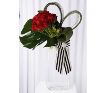 Valentine roses 21 in Santa Clarita CA, Celebrate Flowers and Invitations