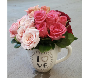 Love in Sioux Falls SD, Cliff Avenue Florist