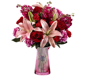 The FTD� Love You XO� Bouquet in Birmingham AL, Norton's Florist