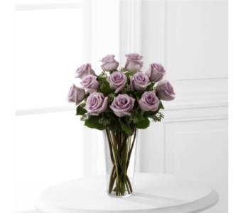LAVENDER ROSE BOUQUET in Arizona, AZ, Fresh Bloomers Flowers & Gifts, Inc