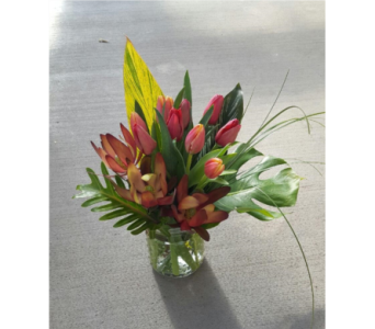 The Broquet in Sioux Falls SD, Cliff Avenue Florist