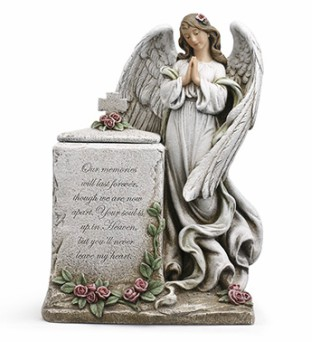 Praying Angel Box in Perrysburg & Toledo OH  OH, Ken's Flower Shops