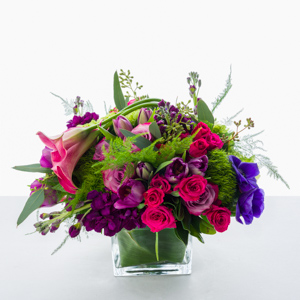 Bohemian Rhapsody in New York NY, Starbright Floral Design
