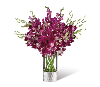 Orchid Bouquet by Vera Wang in Kokomo IN, Bowden Flowers & Gifts