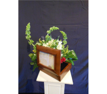 Remembrance Box in Cullman AL, Cullman Florist
