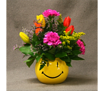 Springtime Cheer! in Port Huron MI, Ullenbruch's Flowers & Gifts