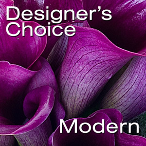 Designer's Choice-Modern in New York NY, Starbright Floral Design