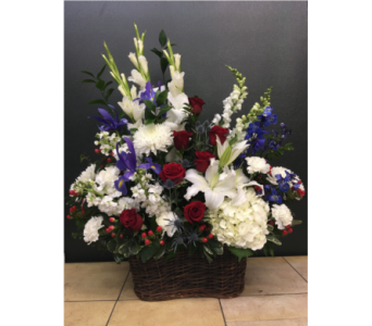 Salute to You in Purcellville VA, Purcellville Florist